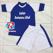 Baju Badminton/Jersey Bulutangkis Murah/Setelan Jersey Badminton Jogja 2017 (11662569) di Kota Yogyakarta