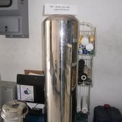 Filter Air FRP Lapis Stainless 10 Inch