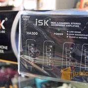 iSK HA300 Headphone Amplifier 4 Channel Murah Di Bandung (1179327) di Kota Bandung