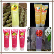 Hanasui Body Exfoliating Gel Original BPOM - Hanasui Body Spa