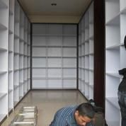 Lemari Arsip Rak Kantor Terbuka Tanpa Pintu (11814877) di Kota Palangkaraya