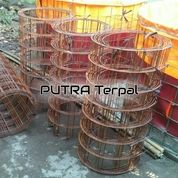 Wiremesh Kolam Bulat - Tinggal Pasang (11828295) di Kab. Temanggung