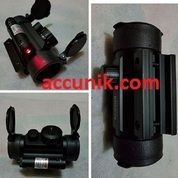 Red Dot Laser Merah Bushnell 1x40 RDL
