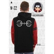 Jaket Hodie Anime Naruto Hashiram N-22 (11899949) di Kab. Bantul