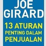 Joe Girard: 13 Prinsip Penting Dalam Pen an