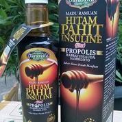 Madu Hitam Pahit Insulin Darusyifa ( Plus Propolis Dan Sambiloto )