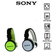Headset Sony Extra Bass MDR XB200