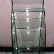 Rak Kaca ( Tebal 5mm ) (11978807) di Kota Yogyakarta