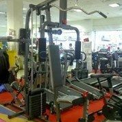 Alat Fitness Home Gym 2 Sisi Stepper