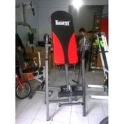 Alat Fitness Inversion Table Peninggi Badan Multifungsi