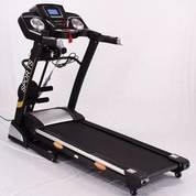 Alat Fitness Treadmill Elektrik TM 938 Multifungsi