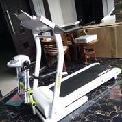 Alat Fitness Treadmill Elektrik TM 175 Multifungsi