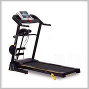 Alat Fitness Treadmill Elektrik ID 5538 M Multifungsi