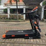 Alat Fitness Treadmill Elektrik Osaka Multifungsi