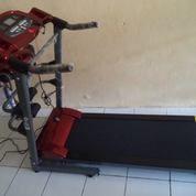 Alat Fitness Treadmill Elektrik DIVO 3 Fungsi / Multifungsi