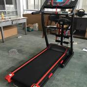 Alat Fitness Treadmill Elektrik Multifungsi