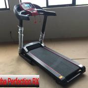 Alat Fitness Treadmill Elektrik Hanatha Perfection RX