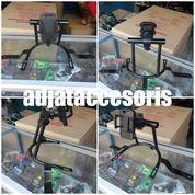 Braket Dan Holder HP/GPS/Dudukan Lampu Yamaha NMAX