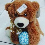 Boneka Mainan Anak Beruang Chris / Chris Bear Bulu Lembut Halus SNI Ukuran M Kurleb 30cm Harga Satuan Harga Grosir Min Order 2 Pcs (12020821) di Kota Jakarta Selatan