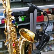 Wireless Alat Musik Tiup Saxo & Trumpet JK Coustic JSM1 Murah Di Bandung