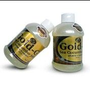 JELLY GAMAT GOLD-G SEA CUCUMBER 320 Ml (12159649) di Kab. Gresik