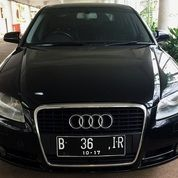 Audi 2.0 Turbo Tsfi 2007 Black (220 HP)