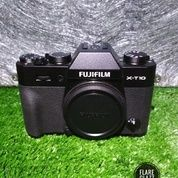 Fujifilm X-T10 Body Only Fullset Super Mulus (12205173) di Kota Surabaya