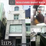 Ruko Boulevard Barat Raya, Kelapa Gading, Jakarta Utara, 4.5x17, 4 Lt, HGB (12207835) di Kota Jakarta Utara