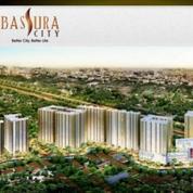 APARTMENT BASURA CITY Bayar 5 Juta Langsung Huni