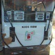 Pom Mini Kios Bensin Digital 2 Nozle New Model