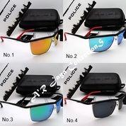 Sunglasses Kacamata Outdoor Police Sporty & New Lensa Polarized, Kacamata Anti UV, Kacamata Fashion (12307223) di Kota Bogor