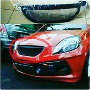 Aksesoris Eksterior Modifikasi Variasi Mobil Hidung Depan Grill Jaring Racing & Sporty Honda Brio All Type Elegant Mewah Mudah Murah Ringan (12321211) di Kota Jakarta Selatan