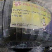 Kabel Listrik NYYHY 2x1,5mm SUPREME Roll 100m