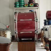 Bass Drum Crown Size 18 Inch Kategori SD (12326913) di Kota Yogyakarta