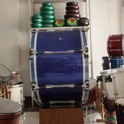 Bass Drum Crown Size 20 Inch Kategori SMP/SMA (12327071) di Kota Yogyakarta