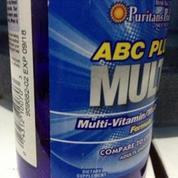 Suplemen Puritans Pride ABC Plus Multivitamin & Multi Mineral - 100 Kaplet (12346675) di Kota Jakarta Barat