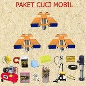 Paket Cuci Mobil 3 Hidrolik (12357051) di Kab. Malang