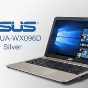 Asus X441UA-WX096D - Intel I3-6006U - 4GB DDR3 -500GB - DOS - Silver (12428951) di Kab. Bekasi