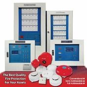 Fire Alarm 10 Zone (12448507) di Kota Jambi