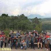 Paket Wisata Jeep Merapi Lava Tour Jogja