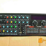 amplifier karaoke 902 4chanel mic (1245116) di Kota Jakarta Selatan