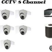 CCTV 8ch Lengkap
