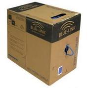 Kabel LAN BLUELINK Cat 5 300mtr