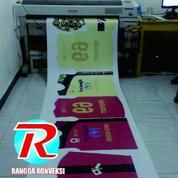 Jersey Futsal Printing Desain Keren (RANGGA KONVEKSI) (12522031) di Kota Yogyakarta