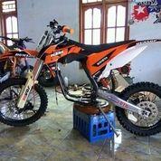 Rangka MOTOR Trail Pnp All Mesin (12552769) di Kota Singkawang