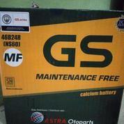 Aki GS MF NS40 Bisa Tuker Tambah