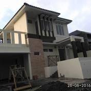 Rumah 2 Lantai Dekat Pintu Tol & Stasiun KRL Cibinong, Cukup 5jt Free Biaya Surat2