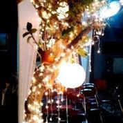 Dekorasi Lampu Hias Untuk Event Di Bali