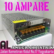 [ANUGRAH LISTRIK] ADAPTOR 10 Ampare SKYLITE (12V To 220V) [JOGJA]
