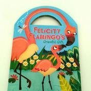Buku Cerita Felicity Flamingo's Graceful Gift Boardbook Anak Impor